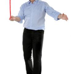 Innovation jonglieren